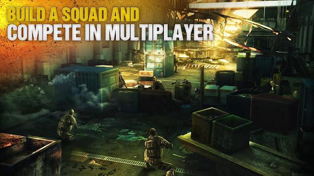تحميل لعبة Modern Combat 5 لعبة القتال للأندرويد