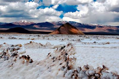 Codelco y Minera Salar Blanco acordaron estudio para explotación de litio