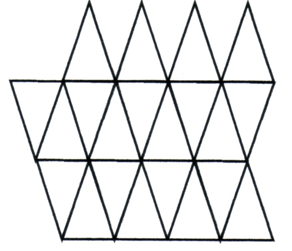 The Triangles Can Be Quite Skinny Or Elongated But You May Not Want To Piecing These Seam Intersections