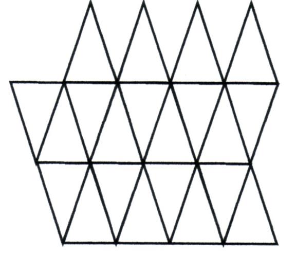 Barbara Brackman's MATERIAL CULTURE: Tessellations 1