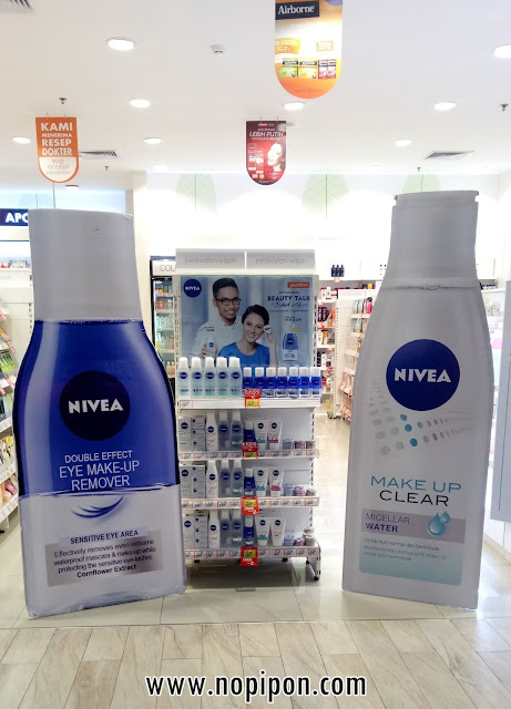 nopipon: [Event] Make Up by You - Beauty Talk Nivea with Bubah Alfian