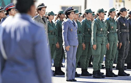 مباراة ولوج سلك تكوين تلاميذ ضباط القوات المساعدة فوج 2020-2024