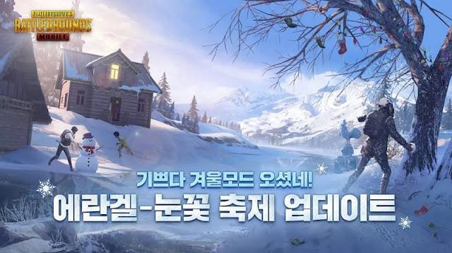 PUBG Mobile Kore (KR) sürümü (Sezon 16): Android cihazlar için APK + OBB indir