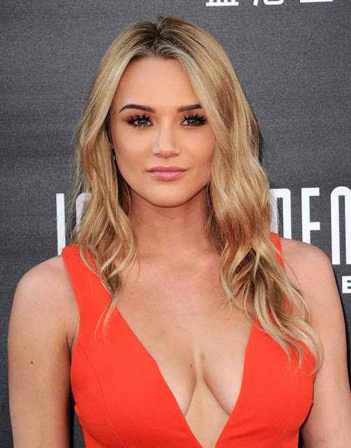Hunter King – 'Independence Day: Resurgence' Premiere in Hollywood
