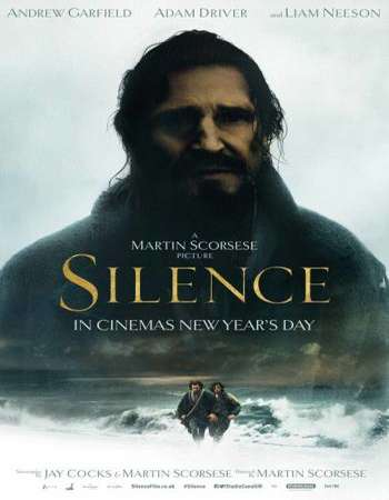 Silence 2016 English 650MB BluRay 720p ESubs HEVC Free Download Watch Online Downloadhub.in