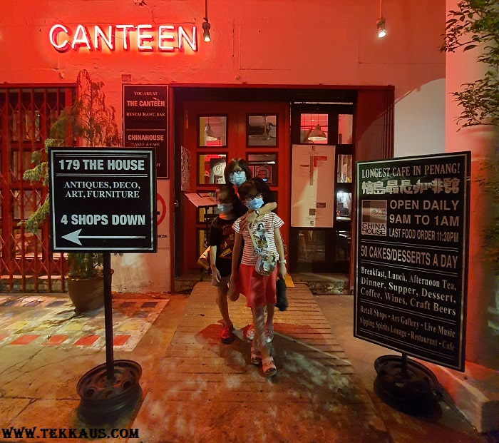 The Canteen at ChinaHouse-An Unforgettable Dinner in Georgetown, Penang