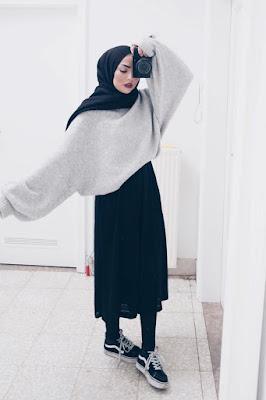 trend hijab casual remaja hijab casual style kulot hijab casual syar'i hijab casual simple
