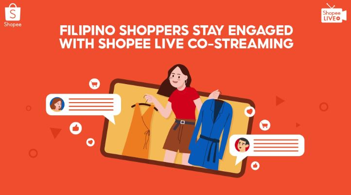 Shopee rolls out co-streaming feature on Shopee Live