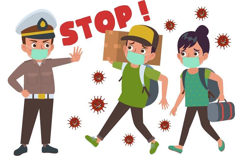 Pemeriksaan Peniadaan Mudik 2021 Terus Dilakukan, Kapolres Metro Jaya Bekasi : Pengendara Pelat B Akan Diberhentikan
