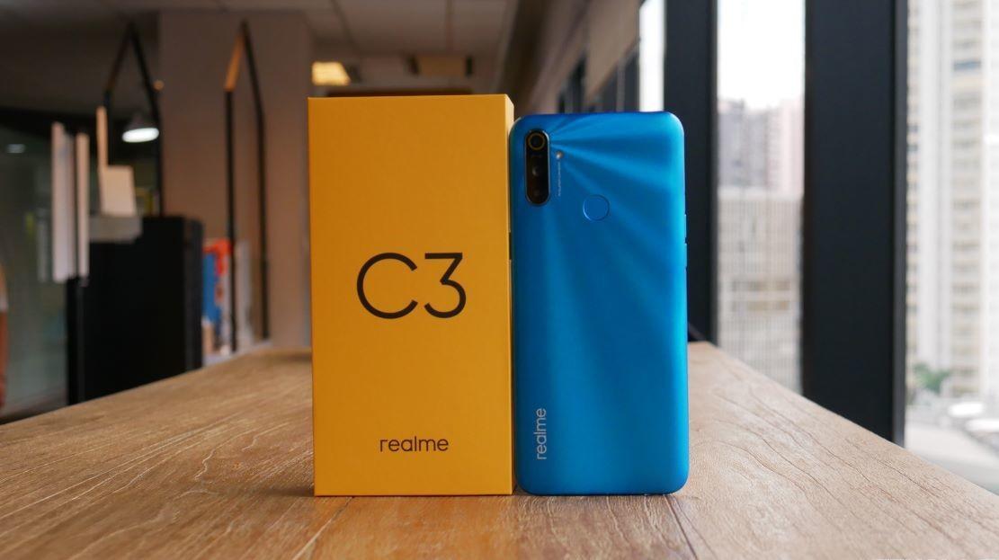 Harga Realme C3 Di Tahun 2021 Terbaru