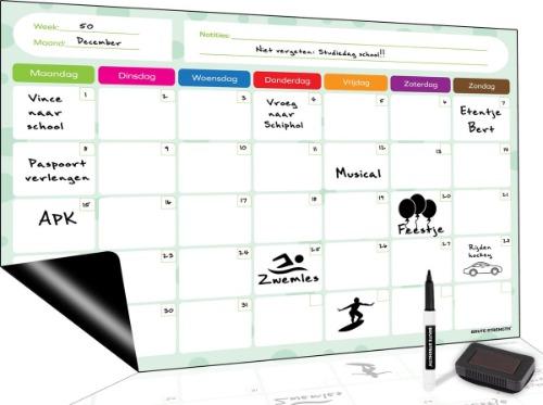 Brute Strength weekplanner