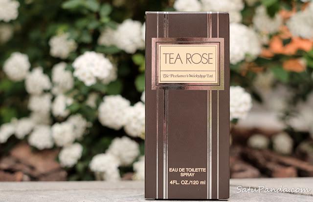 Perfumer's Workshop Tea Rose — отзыв