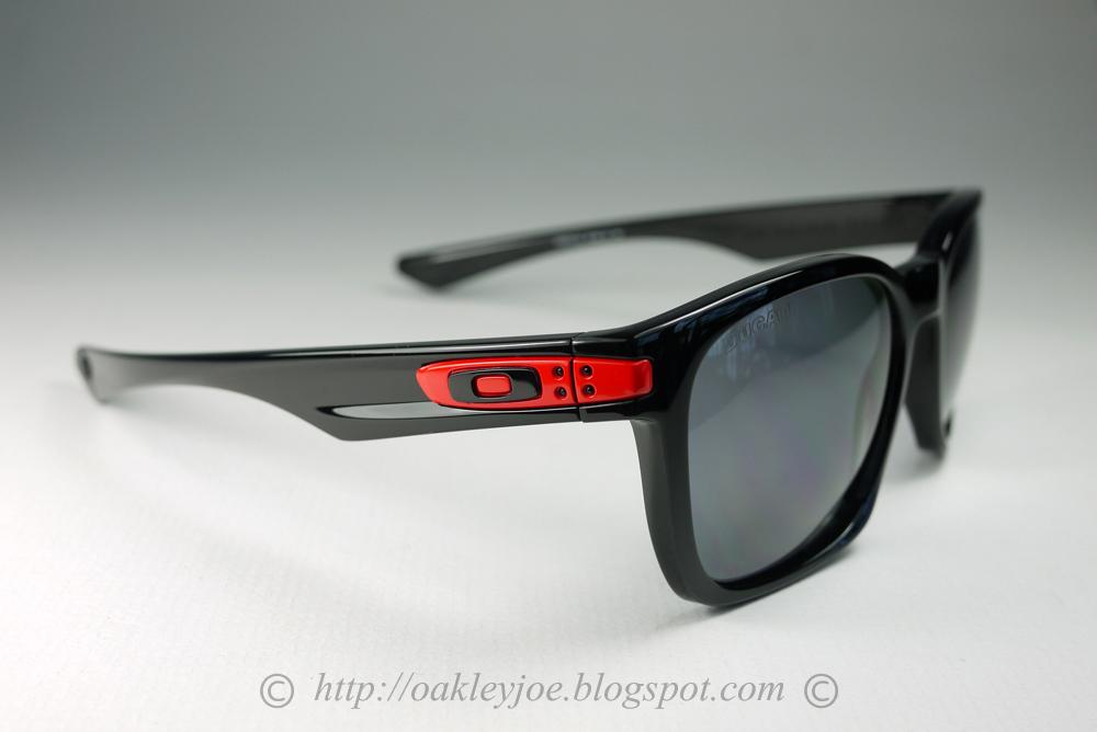 e99c28d921 Oakley Ducati Inmate Sunglasses Black Grey 24 081 - Hibernian Coins ...