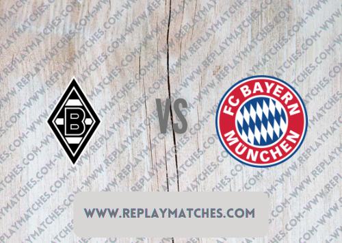 Borussia M'gladbach vs Bayern Munich -Highlights 13 August 2021