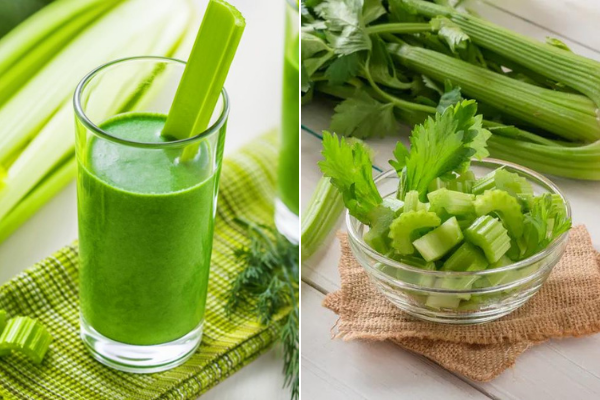 9 Manfaat Makan Seledri Selama Seminggu