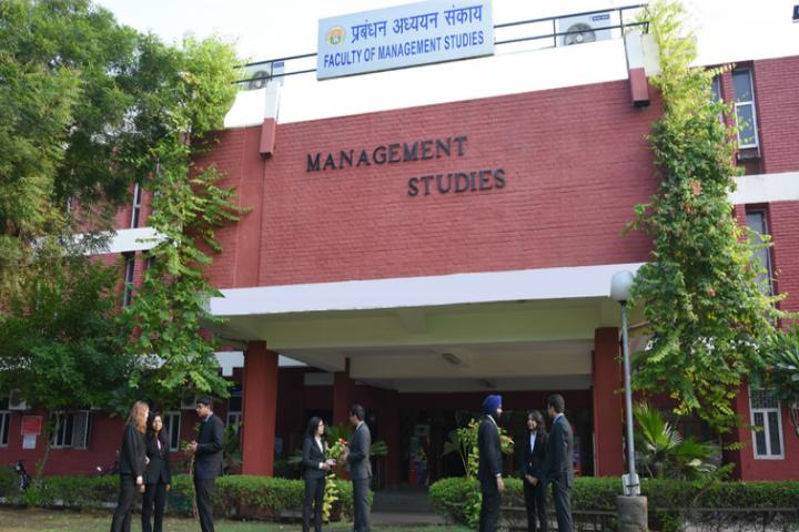 Faculty of Management Studies , New Delhi