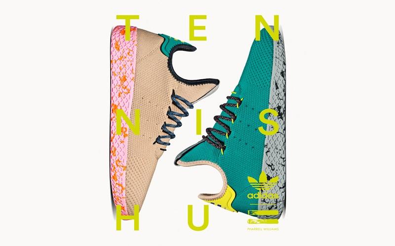 Pharrell Adidas İçin Tasarladiği Tenis Hu