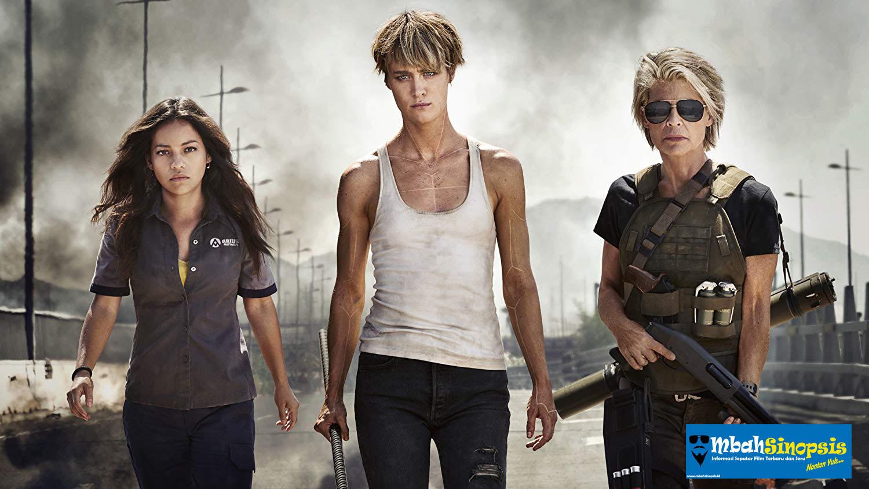 Sinopsis Film Terminator 6 : Dark Fate 2019 - Pertarungan Dengan Robot dari Masa Depan