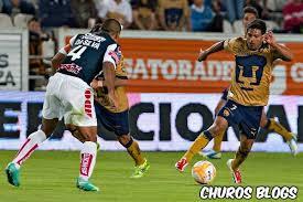 Pumas UNAM vs Pachuca