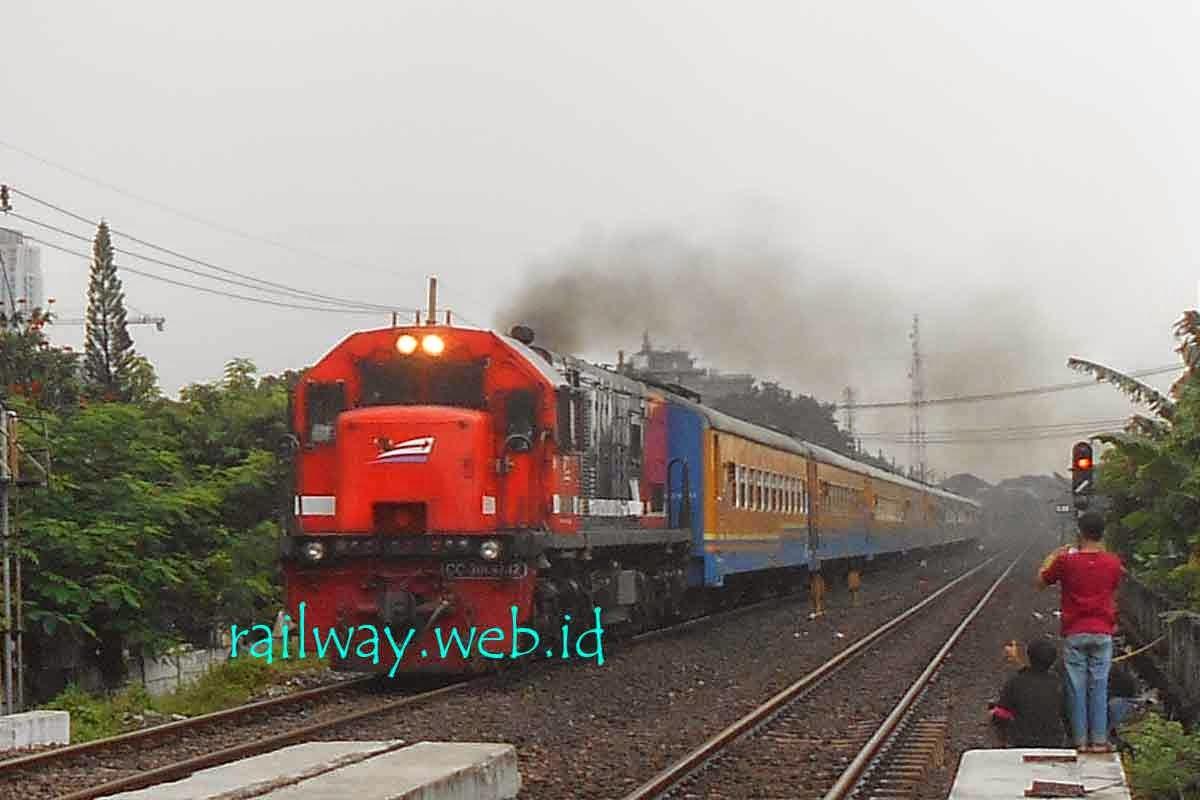 Jadwal KA Kaligung Semarang Tegal