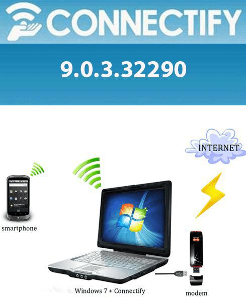 CONNECTIFY HOTSPOT & DISPATCH PRO 9 + CRACK