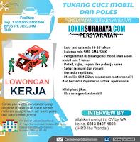 Walk In Interview at CV. Berkat Lancar Sejahtera Surabaya Juli 2020