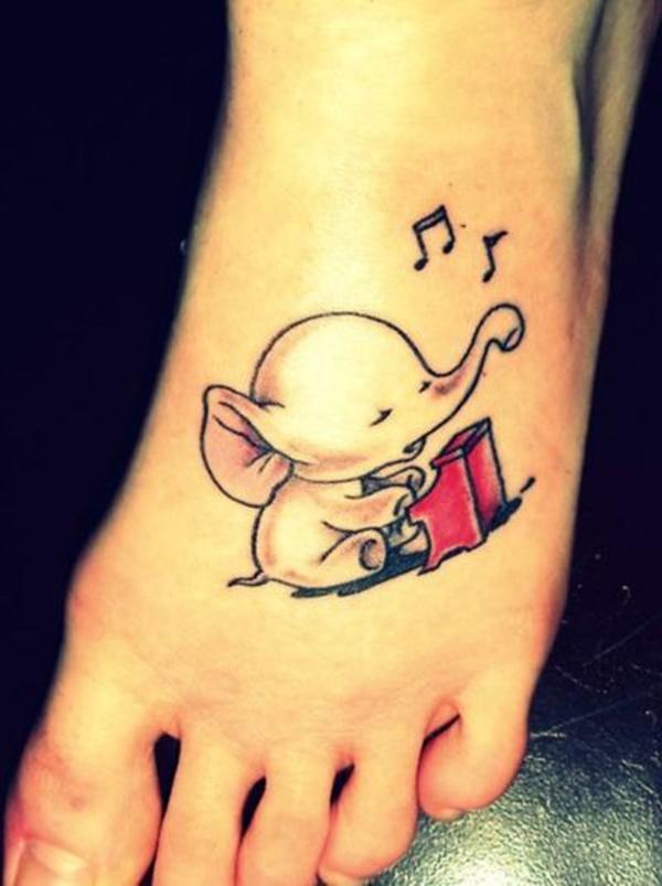 Gambar tato hewan