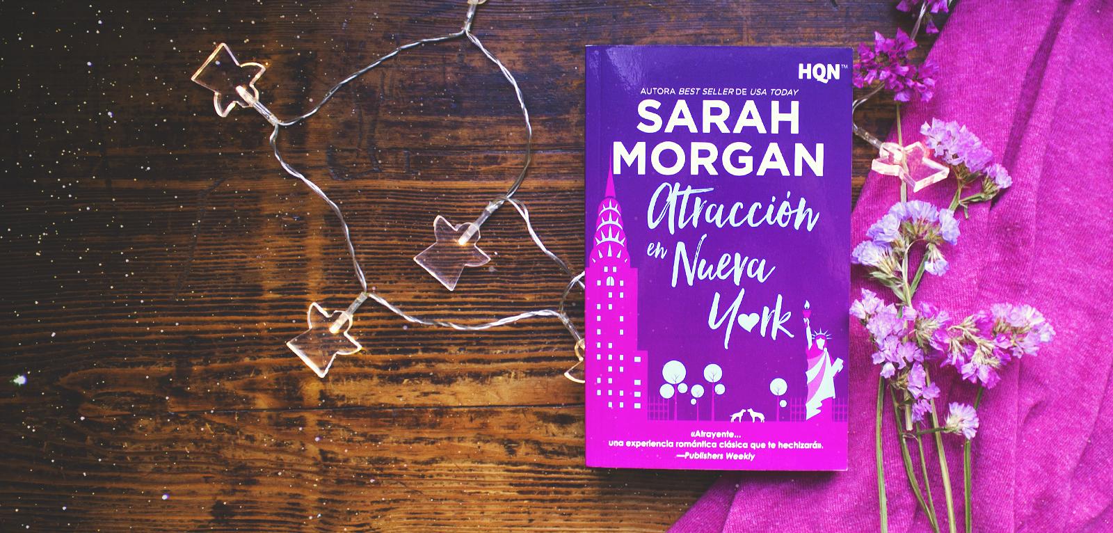 Atracción en Nueva York · Sarah Morgan