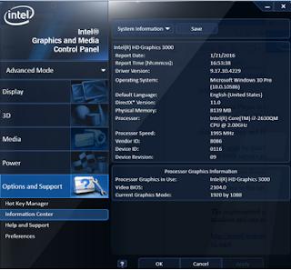 intel graphics driver for windows 10 64 bit