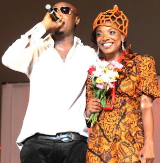 2face idibia traditional wedding