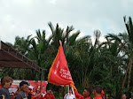 Pelantikan PAC Pemuda Batak Bersatu Kecamatan Kampung Rakyat Berjalan Sukses