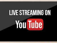 Cara Live Streaming di Youtube Bagi Pengguna Android