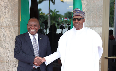 South African President Reconfirms Buhari's October Visit As Violence Spreads