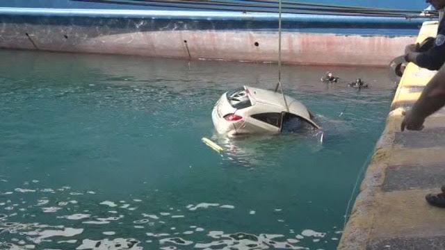 Αργολίδα: Απόπειρα αυτοκτονίας στην Κοιλάδα - Άνδρας έπεσε με το αυτοκίνητο του στη θάλασσα