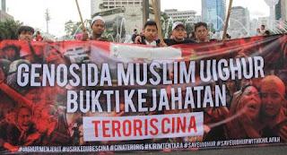 Media Asing Ungkap Rayuan China Bungkam Ormas Islam Indonesia Soal Uighur