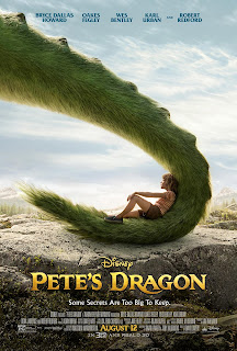 Pete's Dragon - Segundo Poster & Segundo Trailer