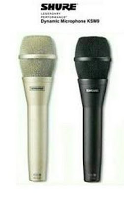 Microphone Shure KSM9