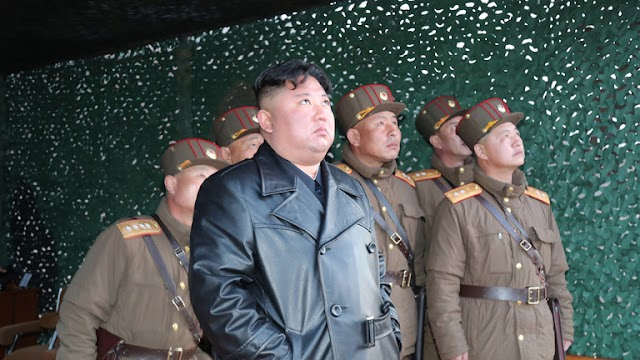 ON #CORONAVIRUS AGE #NORTHKOREA AND THE MADNESS OF THE LEADERSHIP ON EVERLASTING #WAR WAITING