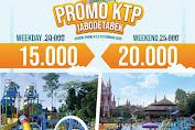 SS Waterpark TMII Promo KTP Jabodetabek Periode 8 - 29 Februari 2020