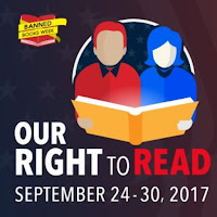 ALA 2017 Banned Books Week poster