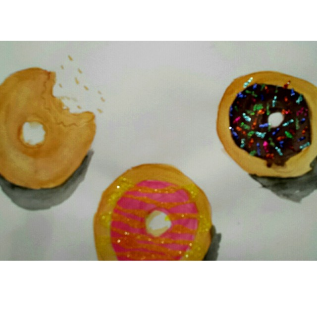 Sprinkle on Glitter Blog// desserts// donuts