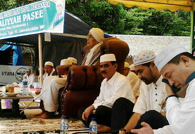 Zikir Akbar dan Maulid Nabi di Dayah Nurul Hidayah Wilayah Pasee