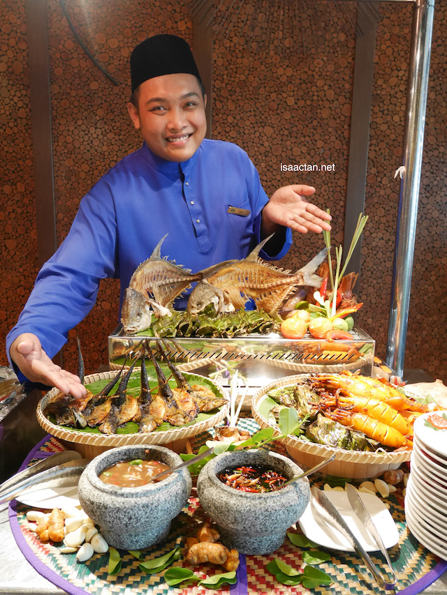 Ramadan Buffet @ The Resort Cafe, Sunway Resort Hotel & Spa