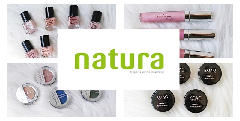 Moc kolorów lata wśród nowości do makijażu marek KOBO Professional, My Secret i Sensique w DROGERIACH NATURA