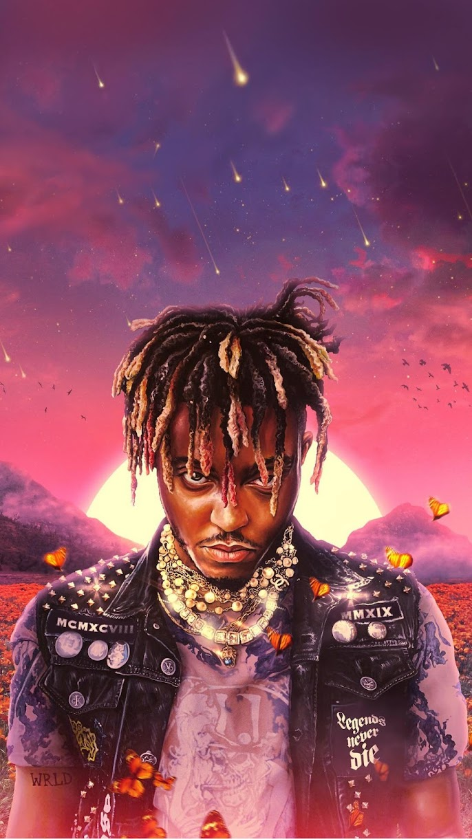 Tons of awesome juice wrld wallpapers to download for free. juice wrld legends never die wallpaper   WallpaperiZe ...