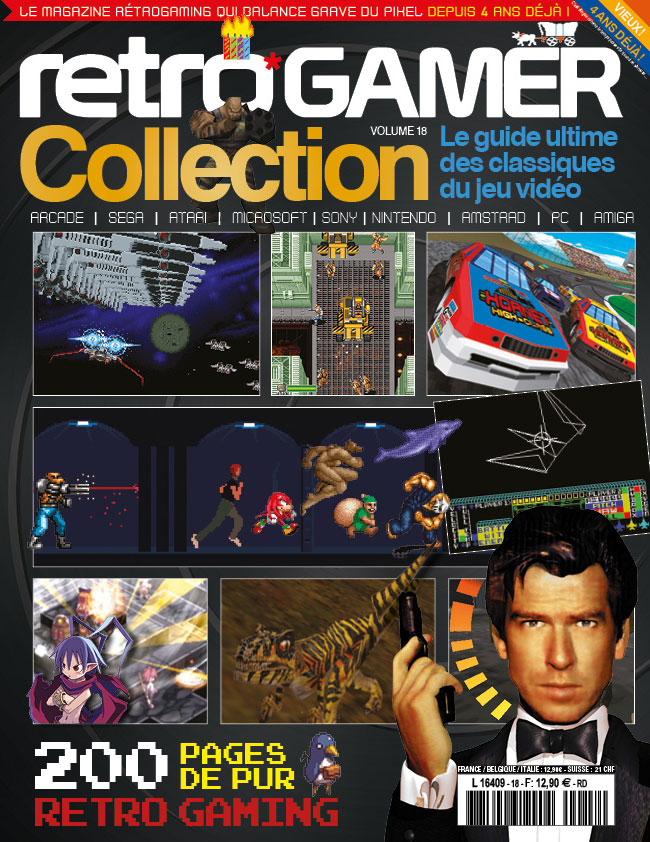 Retro Gamer Collection
