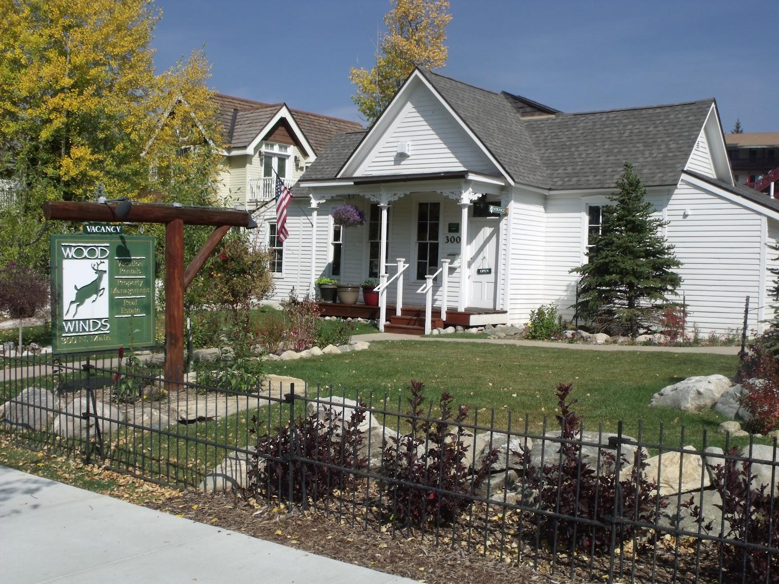 Woodwinds Property Management Breckenridge Co