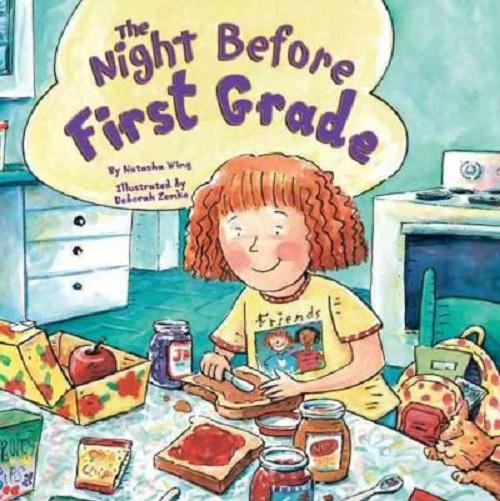 the night before first grade picture book by penny matthews