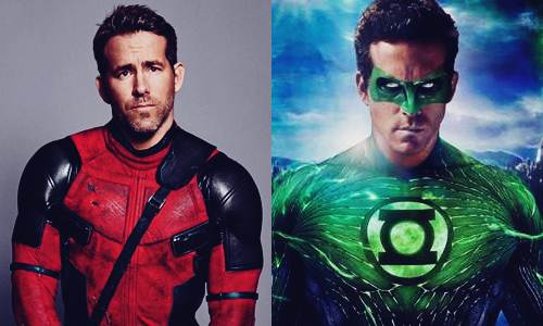 Biodata Ryan Reynolds Si Pemeran Hero Deadpool dan Green Lantern