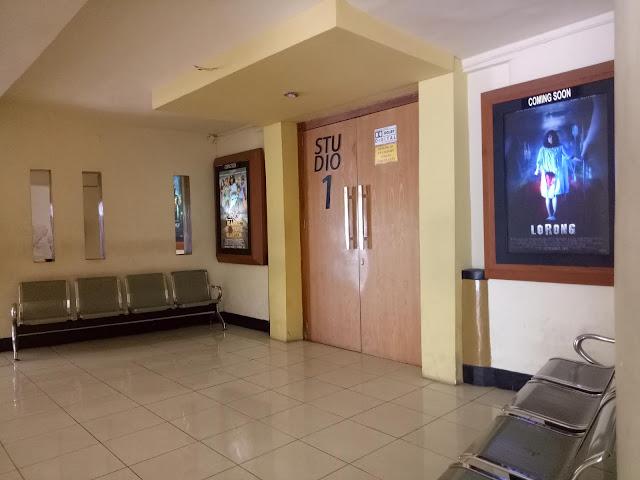 Studio 1 bioskop NSC Jember